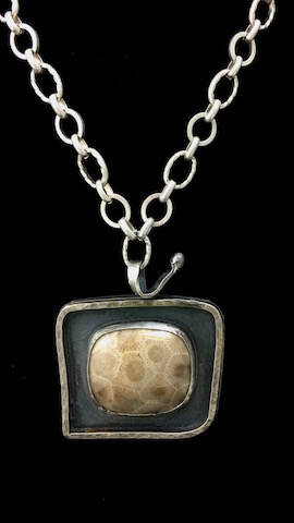 Petosky in Sterling Silver - SOLD !