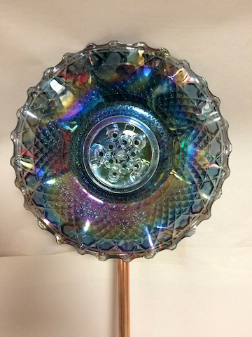 Iridescent Prism of Color - SOLD !