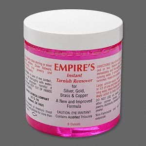Empire Instant Tarnish Remover & Jewelry Cleaner